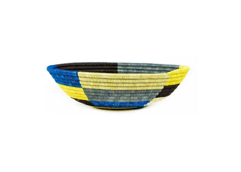 KAZI Large Sun + Lake Sunrise Basket KAZI