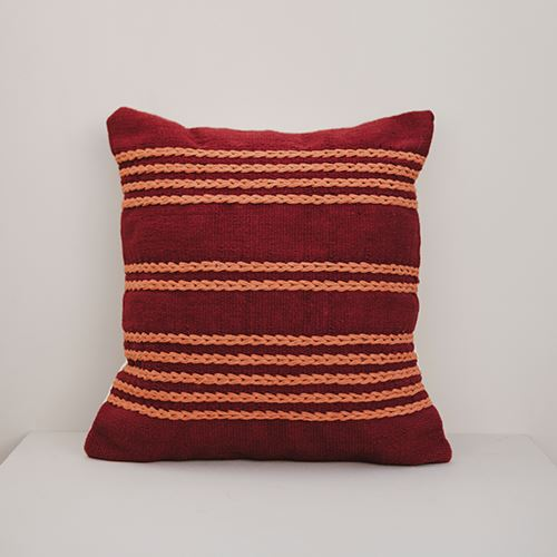 Kiliim BURGUNDY MEADOW CUSHION Cushions Kiliim