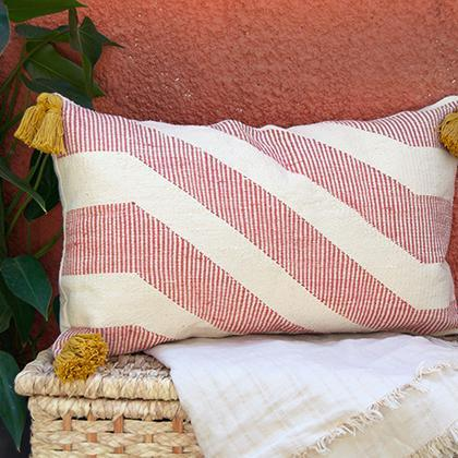 Kiliim Currant Cushions (Set of 2) Cushions Kiliim