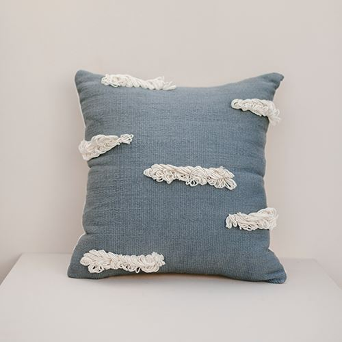 Kiliim LIGHT BLUE STRATUS CUSHION Cushions Kiliim