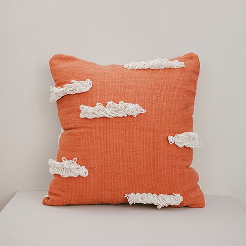 Kiliim ORANGE STRATUS CUSHION Cushions Kiliim
