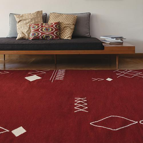 Kiliim Scattered Stitch Rug Rugs Kiliim