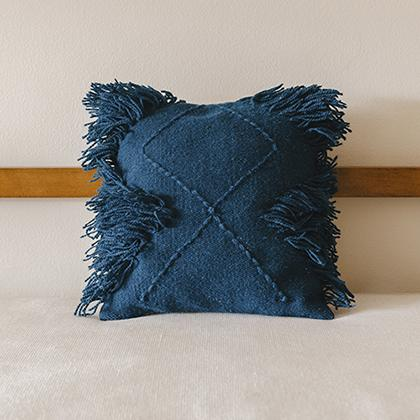 Kiliim TUFTED TRIANGLES CUSHION Cushions Kiliim