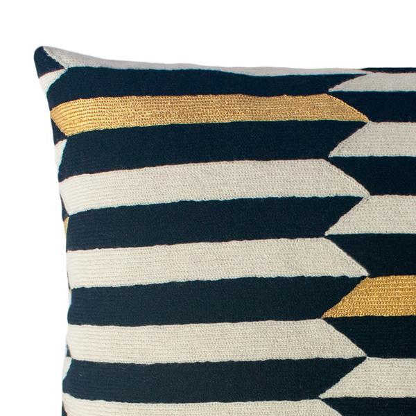 Leah Singh Scarpa Circus Pillow - Piano Home Decor Leah Singh