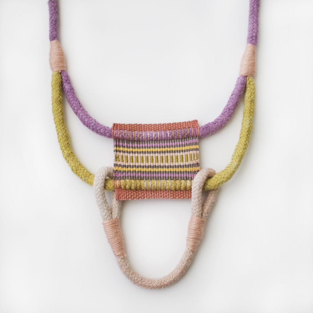 Lesh Sonrisa Necklace LESH French Sorbet
