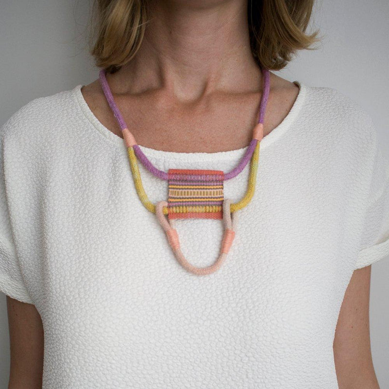 Lesh Sonrisa Necklace Made Trade