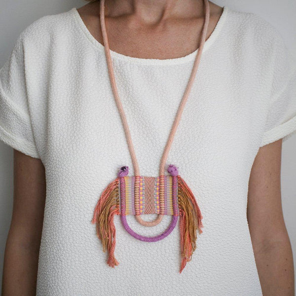 Lesh Yaz Necklace Made Trade