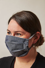 Made Trade Recycled Hemp and Organic Cotton Reusable Face Mask Made Trade -14552713822271
