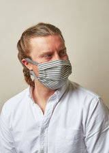 Made Trade Recycled Hemp and Organic Cotton Reusable Face Mask Made Trade -15012937039935