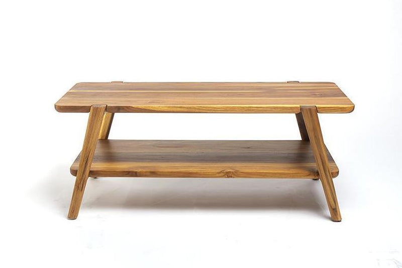 Masaya & Co. Apanas Coffee Table Coffee Table: In-Stock Masaya & Co. Teak