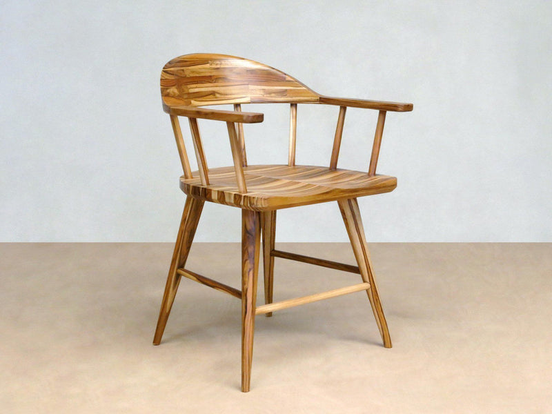 Masaya & Co. Captain Dining Chair Dining Chair Masaya & Co.