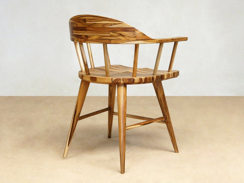 Masaya & Co. Captain Dining Chair Dining Chair Masaya & Co. Teak