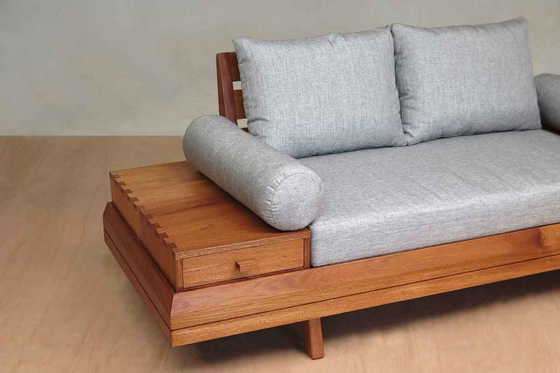 Masaya & Co. Floating Love Seat Love Seat Masaya & Co.