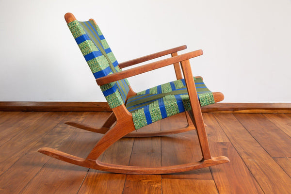 Masaya & Co. Masaya Rocking Chair, Emerald Coast Lounge Chair Masaya & Co.