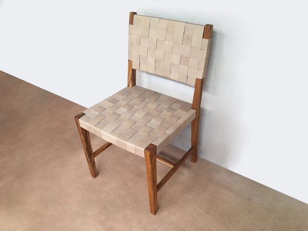 Masaya & Co. Monimbo Dining Chair, Leather Dining Chair Masaya & Co.