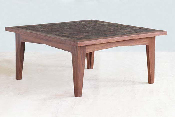 Masaya & Co. Ocotal Square Coffee Table Coffee Table Masaya & Co.
