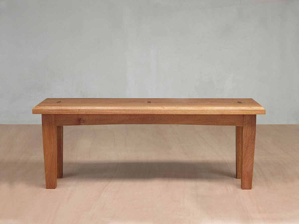 Masaya & Co. Xiloa Dining Bench Bench Masaya & Co. Royal Mahogany