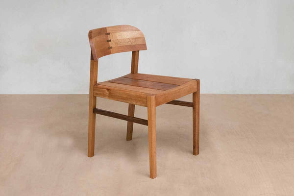 Masaya & Co. Xiloa Dining Chair Chair: In-Stock Masaya & Co. Royal Mahogany