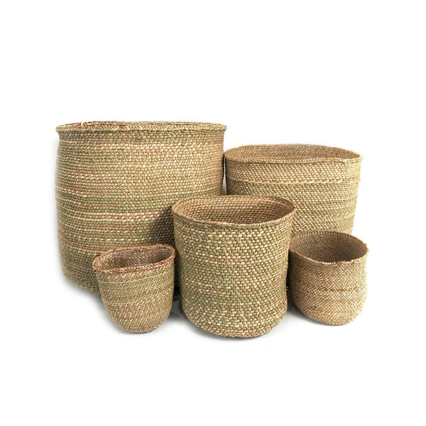 Mbare Iringa Basket - Natural Home Decor Mbare