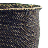 Mbare Iringa Baskets - Light Black Home Decor Mbare -15057888608319