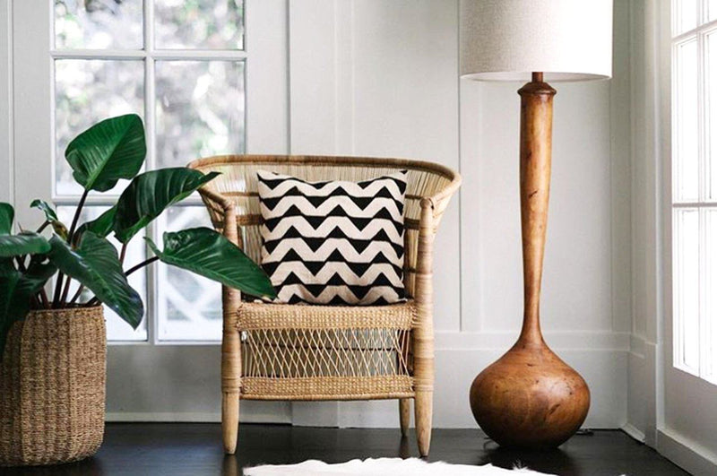 Mbare Malawi Cane Chair - Natural Furniture Mbare