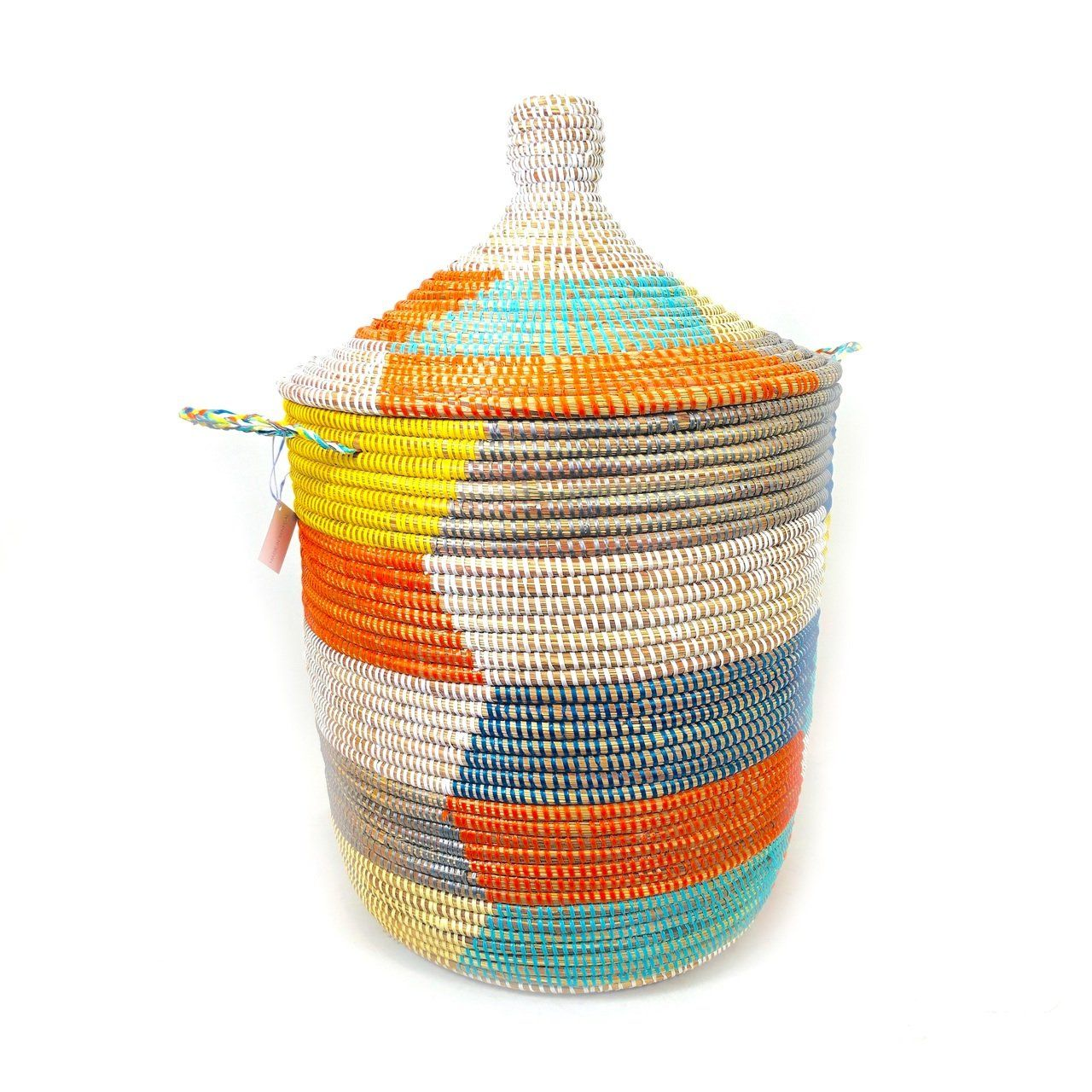 Mbare Multicolor Basket Medium Home Decor Mbare