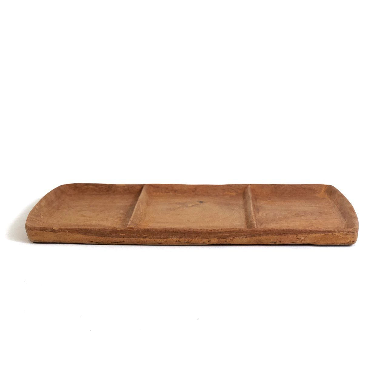 Mbare Teak 3 Part Serving Platter Home Goods Mbare
