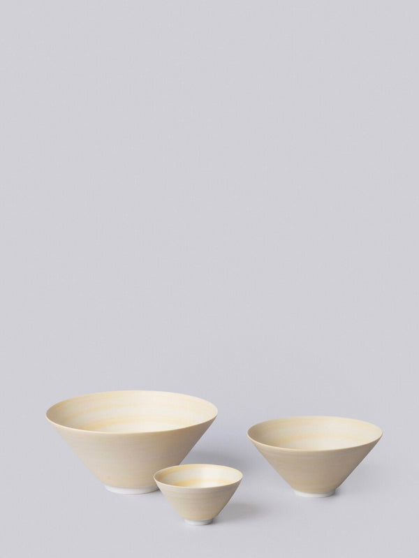 Middle Kingdom Conical Porcelain Bowl - Mango Kitchen and Dining Middle Kingdom