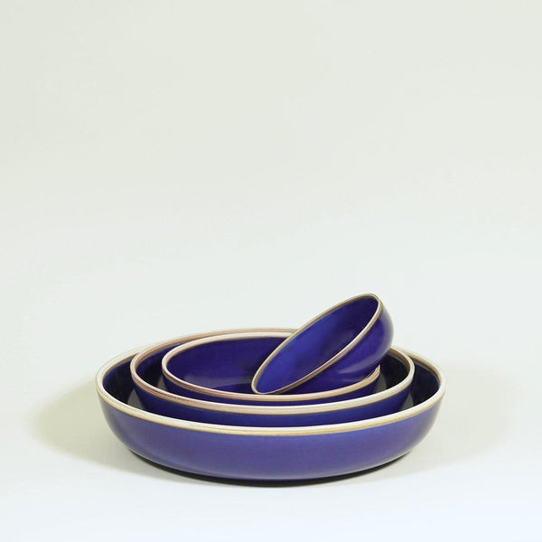 Middle Kingdom HERMIT BOWL (INDIGO) Middle Kingdom
