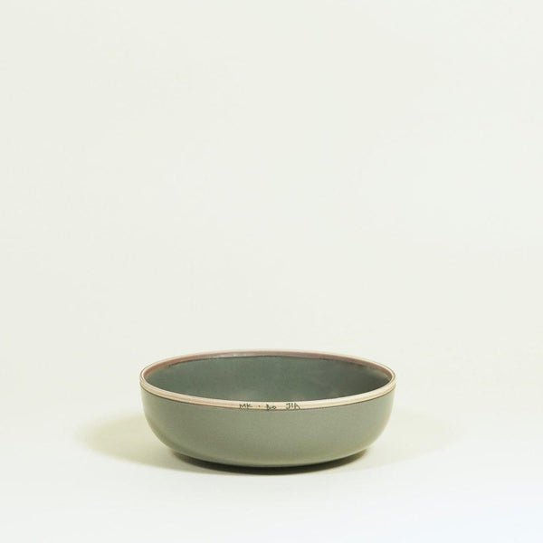 Middle Kingdom HERMIT BOWL (STEEL GREY) Middle Kingdom