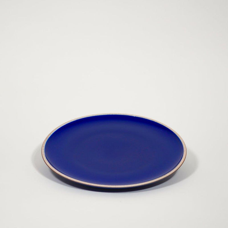 Middle Kingdom HERMIT PLATE (INDIGO) Middle Kingdom