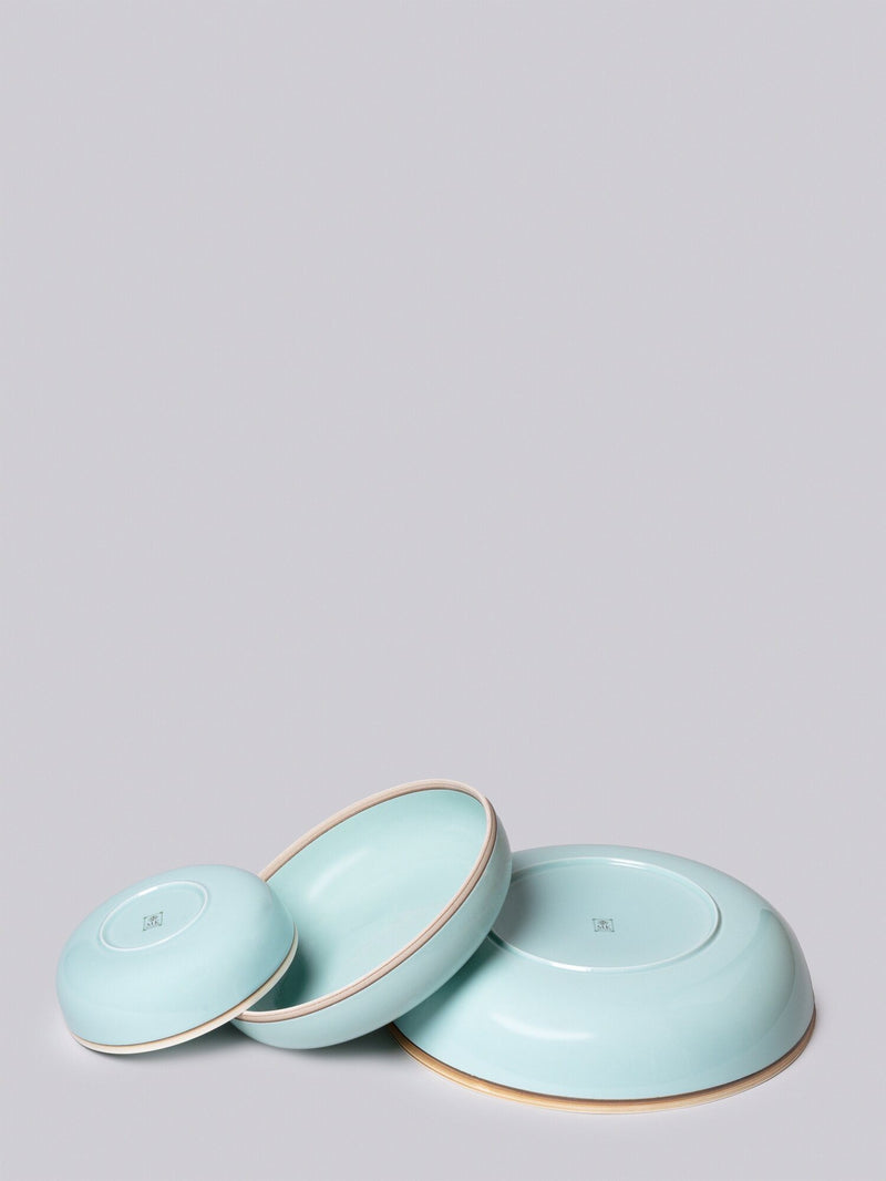 Middle Kingdom Hermit Porcelain Bowl - Celadon Home Goods Middle Kingdom