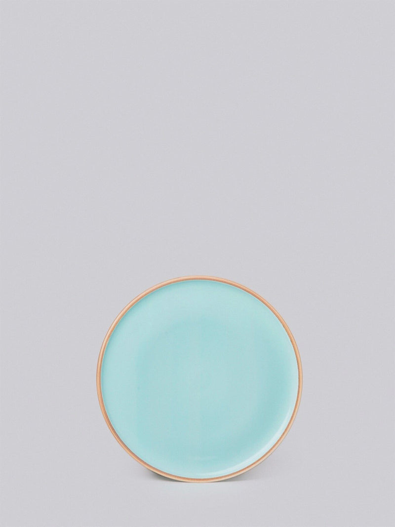 Middle Kingdom Hermit Porcelain Plate - Celadon Kitchen and Dining Middle Kingdom