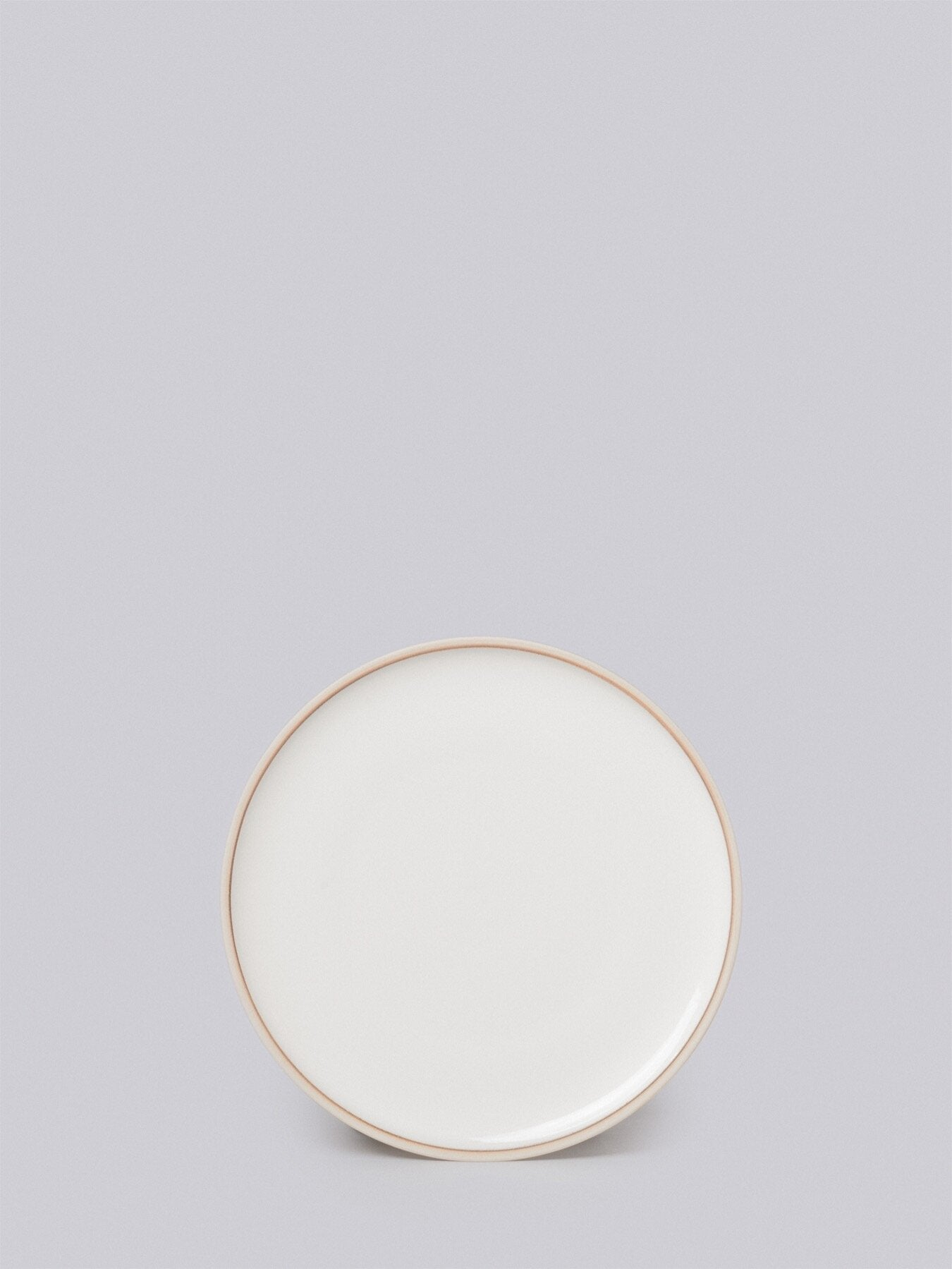 Middle Kingdom Hermit Porcelain Plate - Ivory Kitchen and Dining Middle Kingdom