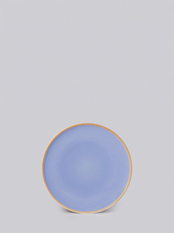 Middle Kingdom Hermit Porcelain Plate - Lavender Kitchen and Dining Middle Kingdom