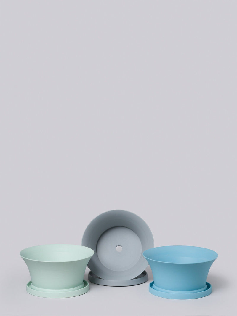 Middle Kingdom Porcelain Bulb Pan Home Goods Middle Kingdom