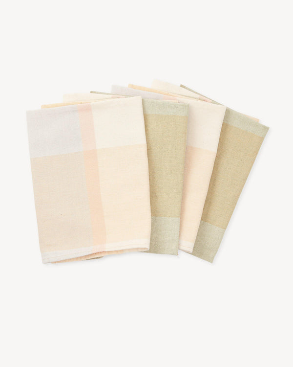 Minna Albers Napkin - Meadow Kitchen Textiles Minna