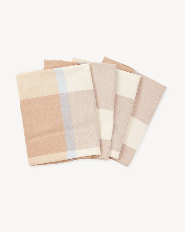 Minna Albers Napkin - Oak Kitchen Textiles Minna