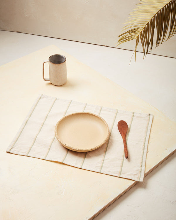 Minna Albers Placemat - Meadow Kitchen Textiles Minna