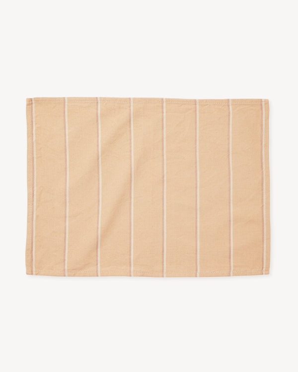 Minna Albers Placemat - Oak Kitchen Textiles Minna
