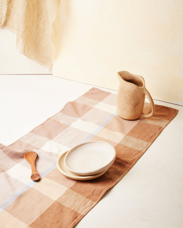 Minna Albers Runner - Oak Kitchen Textiles Minna