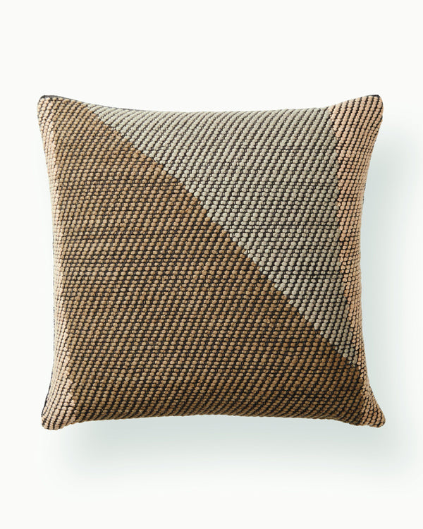 Minna Angle Pillow - Coffee Pillows Minna