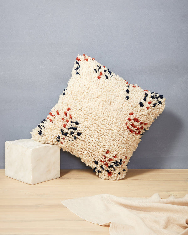 Minna Antigua Shag Pillow Pillows Minna