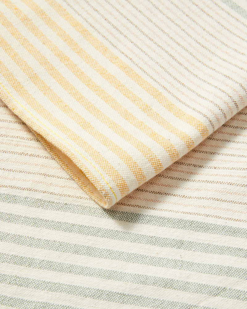 Dandelion Stripe Towel