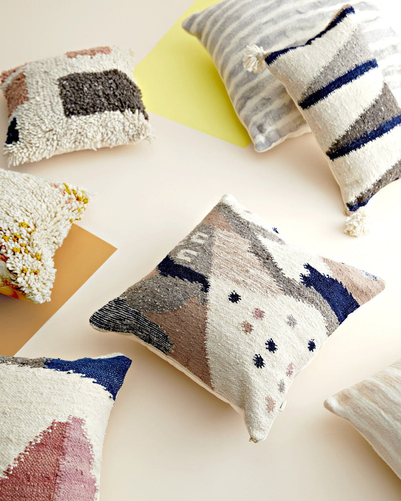 Minna Diagonal Pillow Light Pillows Minna