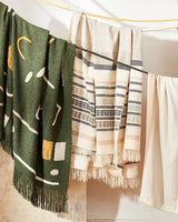 Minna Ilse Throw Blanket Minna-5009606803519