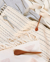 Minna Panalito Placemat Cream Kitchen Textiles Minna-5010510807103
