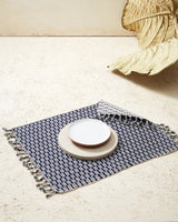 Minna Panalito Placemat Indigo Kitchen Textiles Minna-5009412489279
