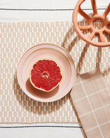 Minna Panalito Placemat Peach Kitchen Textiles Minna-5010349326399