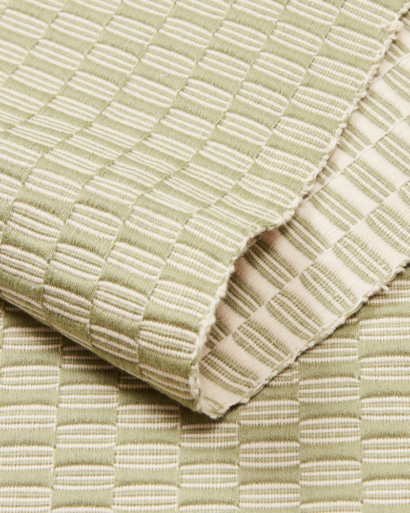 Minna Panalito Runner - Sage Kitchen Textiles Minna